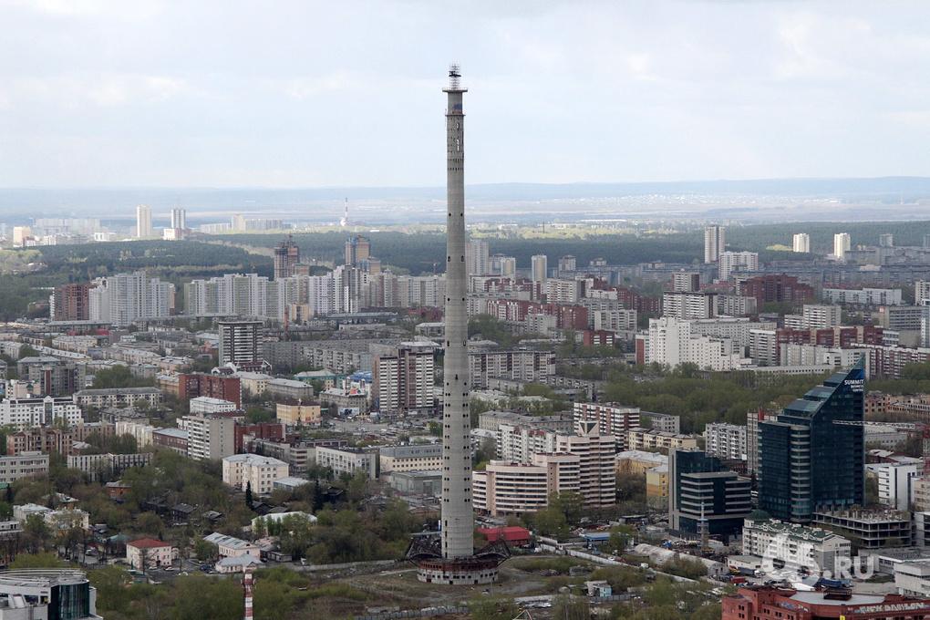 Екатеринбург возглавил рейтинг лучших городов для бизнеса
