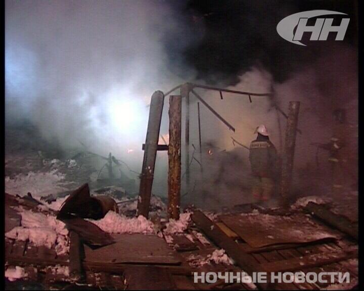 В Северке пожарные потушили три пожара за две ночи