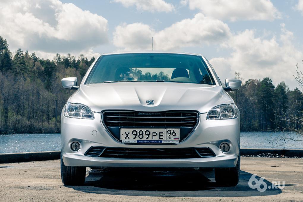 Фаст-фуд по-французски: тестируем бюджетный седан Peugeot 301