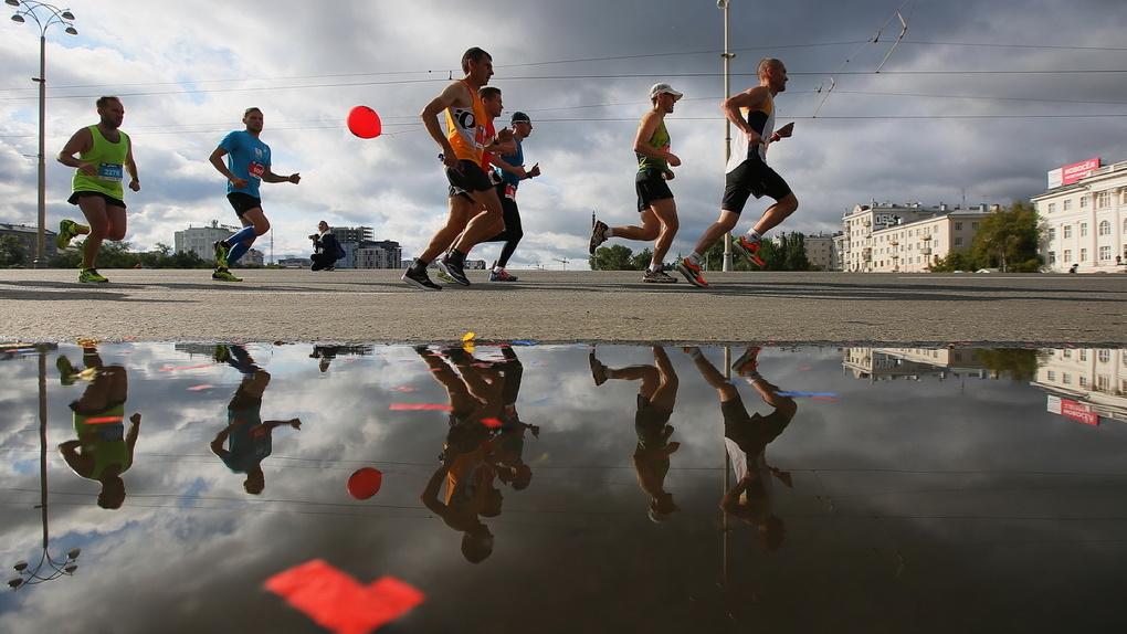 Бегун изТольятти одержал победу международный марафон