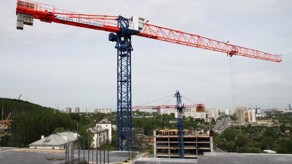 На западном въезде в Екатеринбург запроектируют небоскреб