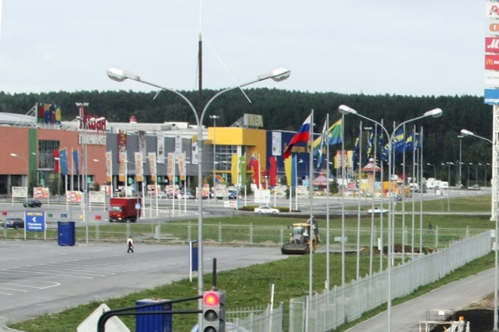 Екатеринбургская «Мега» потратит 27 млн евро на модернизацию