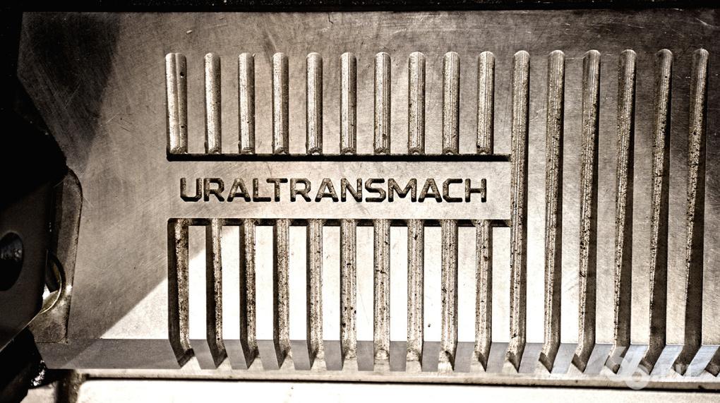 Черная дыра «Иннопрома»: УВЗ показал трамвай для ЧМ-2018