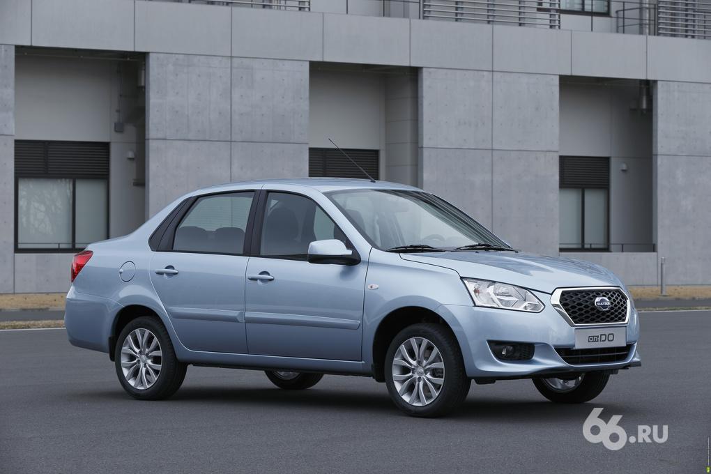 Русско-японский Datsun начнут собирать в Тольятти 14 июля