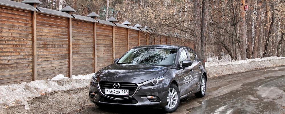 Один, но крупный косяк обновленной Mazda 3