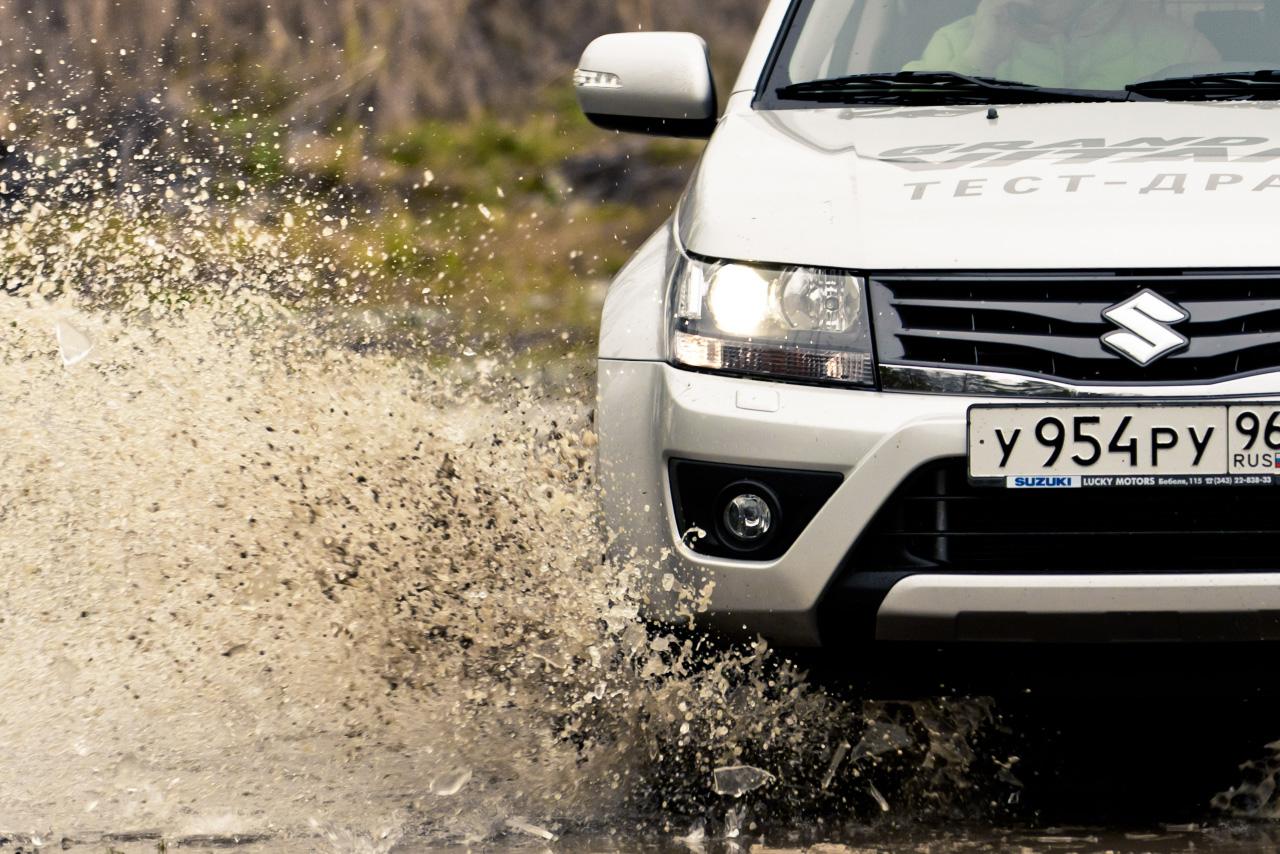 Тест-драйвы 66.ru на радиоволнах: большой Hyundai, престарелый Suzuki
