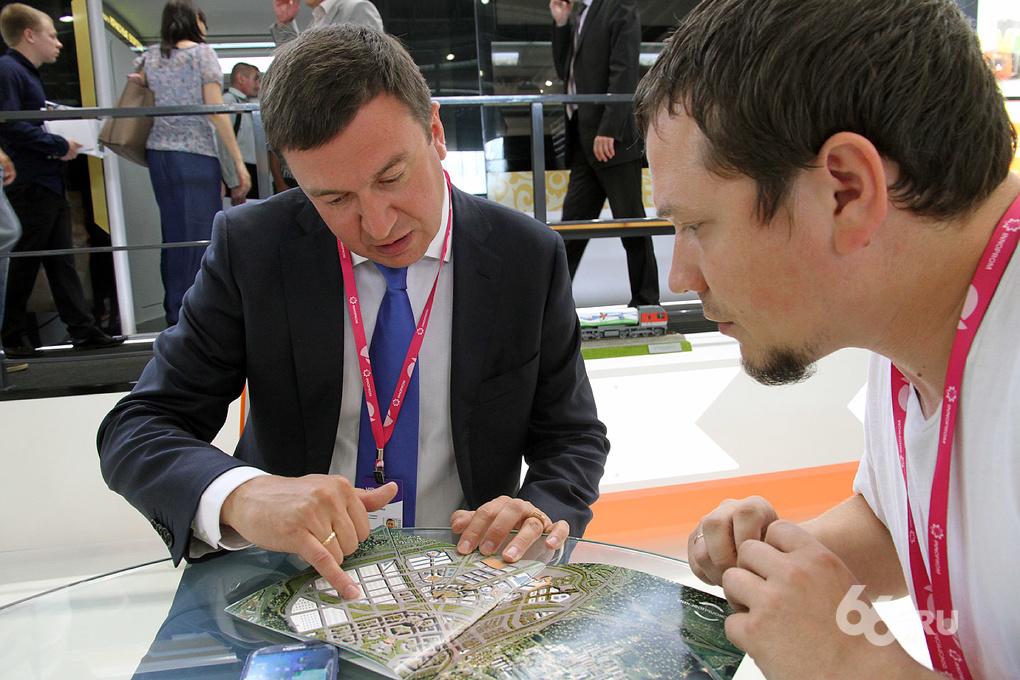 В новом районе Екатеринбурга людей поселят рядом с работой