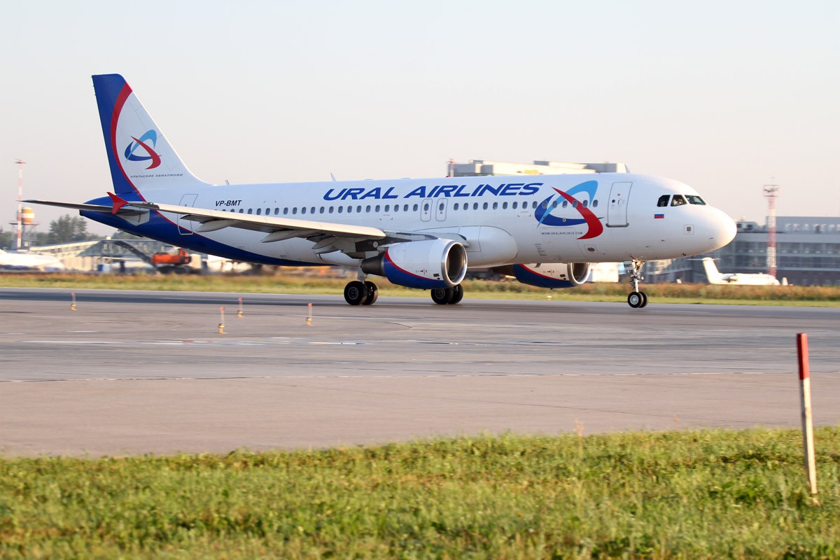 Украинские власти оштрафовали «Уральские авиалинии» за полеты в Крым