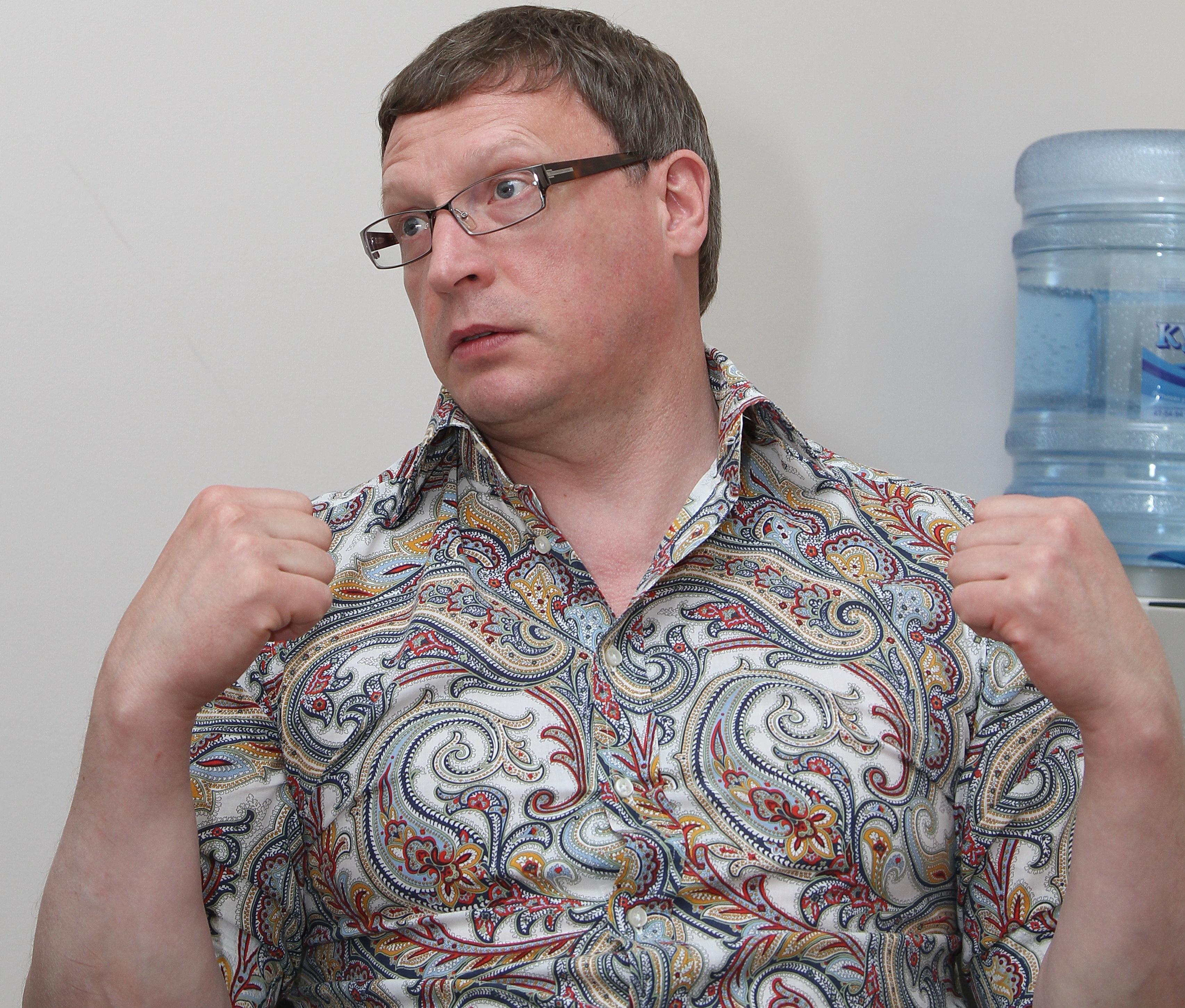 Александр Бурков: «Есть два кандидата: я и Силин. Остальные — спойлеры»