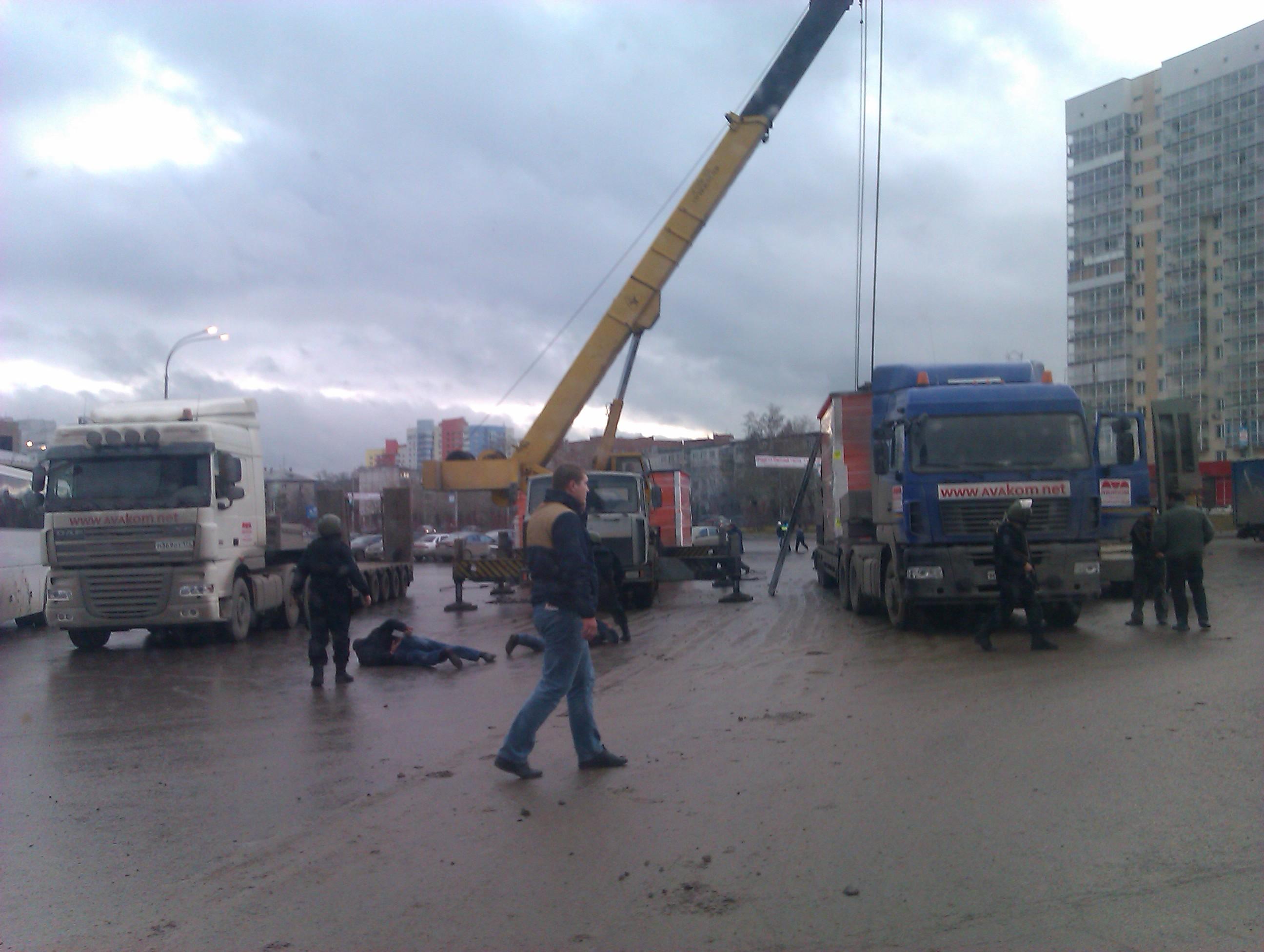 Полиция пресекла массовую драку на Щербакова