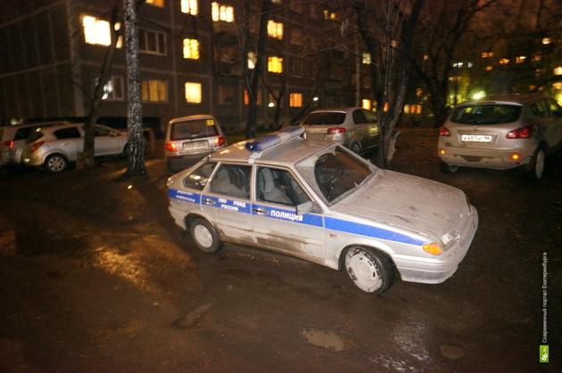 В Серове пьяных посетителей кафе выпроваживали 8 полицейских