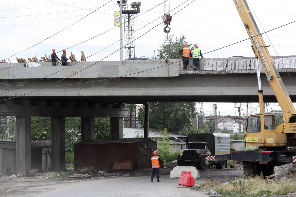 Проект новой развязки у «Калины» будет готов только к 2014 году