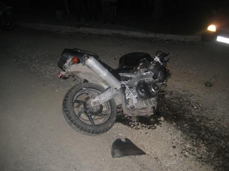 Мотоциклист и пешеход погибли в аварии в Верхней Пышме