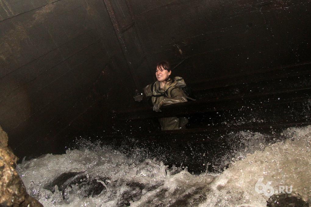 Подземелья Екатеринбурга — 4: для тех, кто по-настоящему ценит жизнь