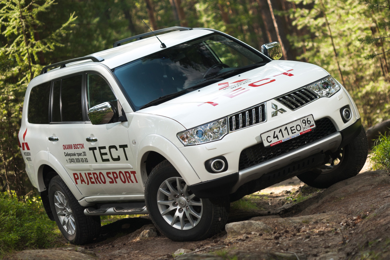 Mitsubishi Pajero Sport будут собирать в России