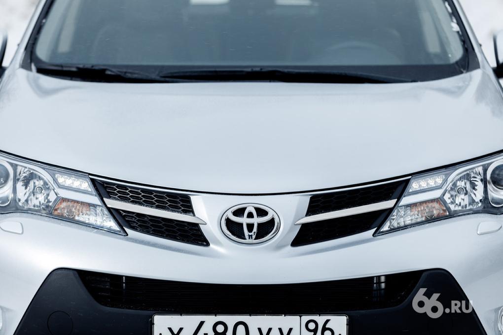 Toyota Rav 4: не узнаю вас в гриме