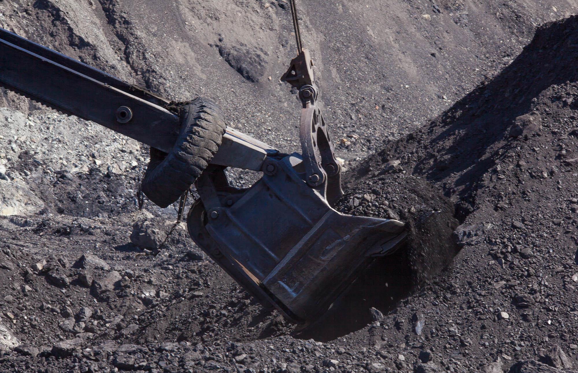 Свердловское Пикалево: добываем последний уголь из умирающего разреза