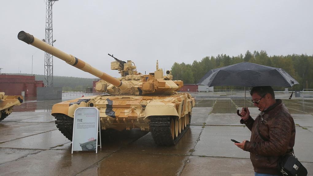 Выставку вооружений возвратят вНижний Тагил?