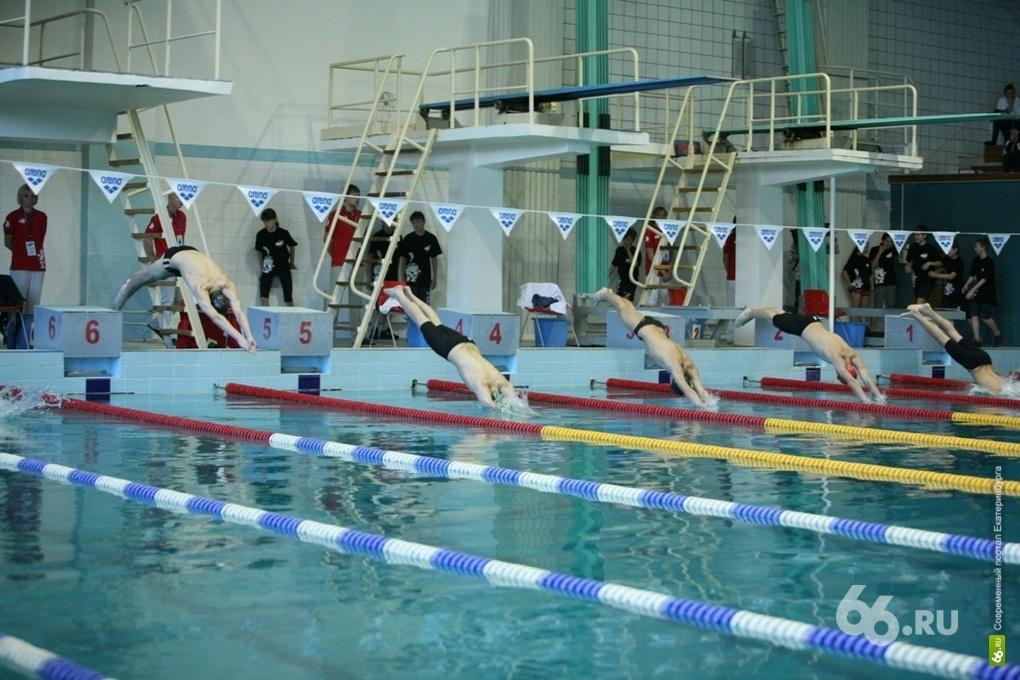 На Кубок Александра Попова в Екатеринбург приедут пловцы из Германии