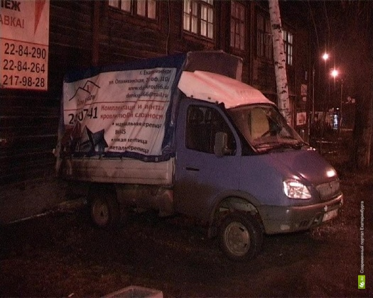 Водителю, протаранившему дом на Краснофлотцев, грозит реальный срок