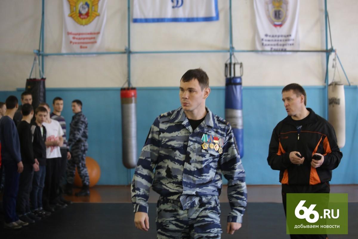 Егор Мехонцев: «Я русский. А бои в США — это просто работа»