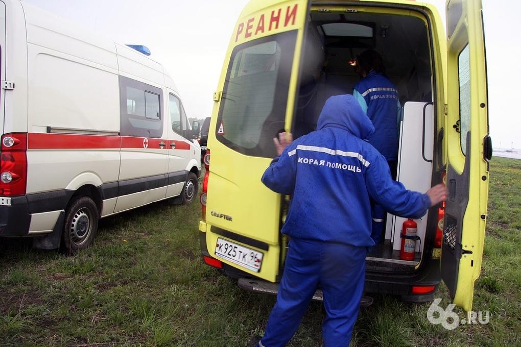 Женщина и маленький ребенок погибли в ДТП под Нижними Сергами