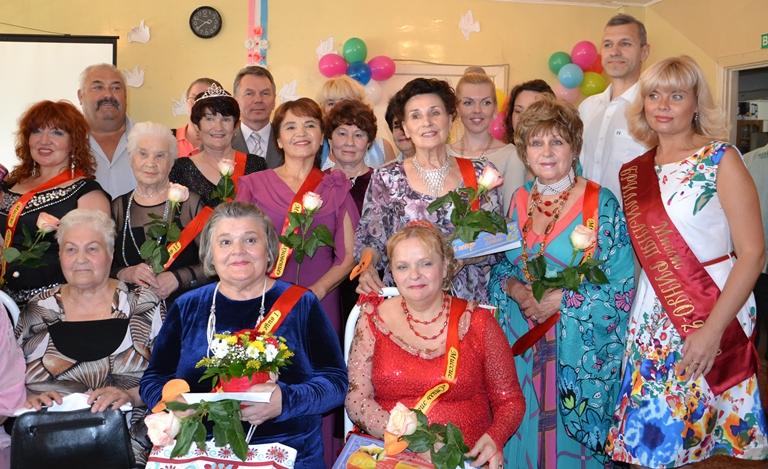 В Екатеринбурге выбрали самую красивую пенсионерку