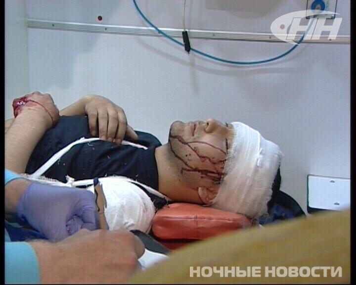 На Технической пьяные десантники напали на киргизов