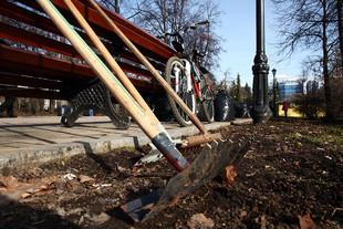 Екатеринбуржцы приведут в порядок парк на Метеогорке
