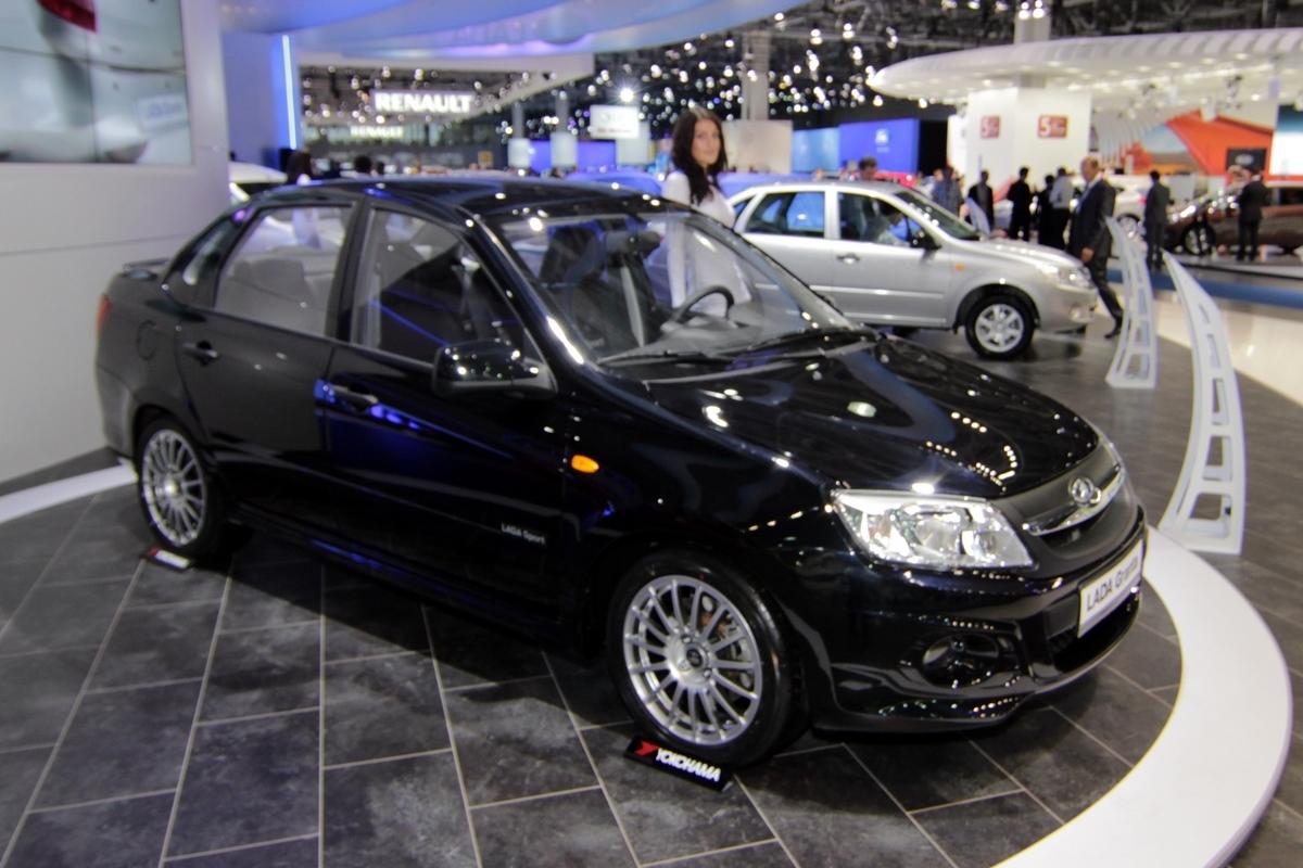 Накрутка 500%: себестоимость Lada Granta составляет 55 тысяч рублей