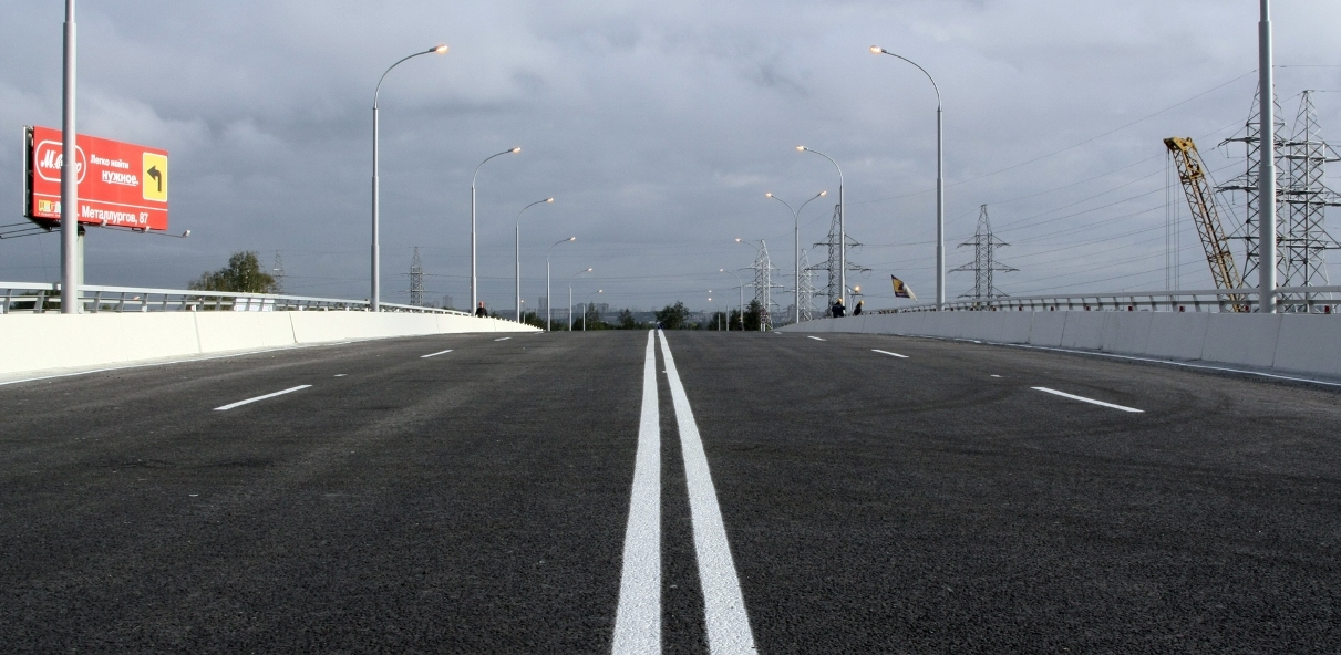 Екатеринбург потратит больше 25 млн рублей на новую дорожную разметку