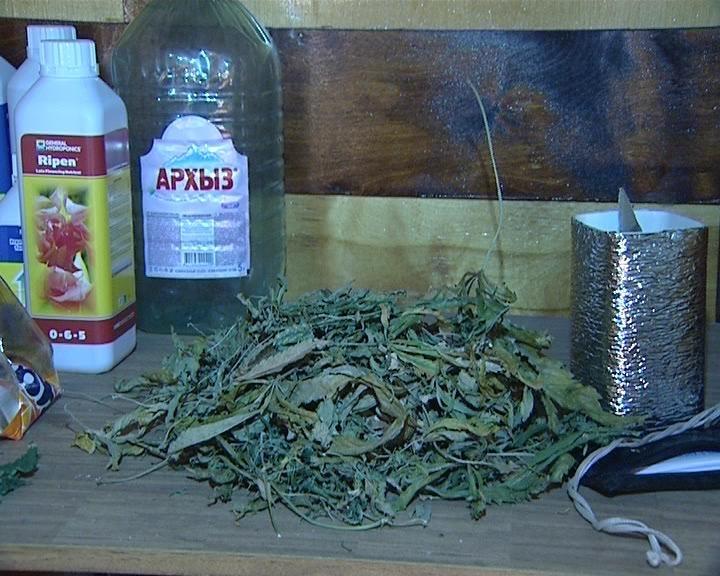 В Екатеринбурге полиция накрыла нарколабораторию