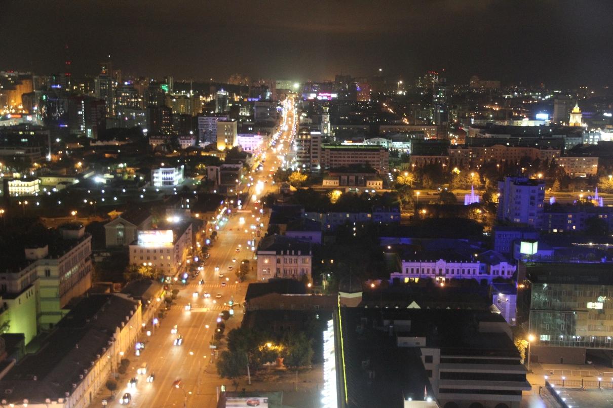 В Екатеринбурге установят 956 новых фонарей. Подробная карта светлых улиц