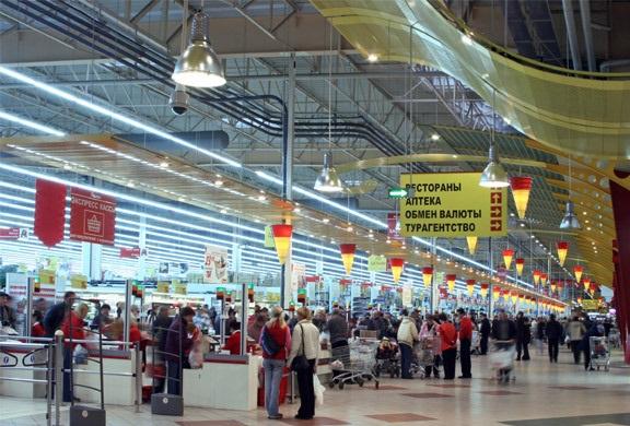 В Екатеринбурге «Ашан» продает коньяк в кредит