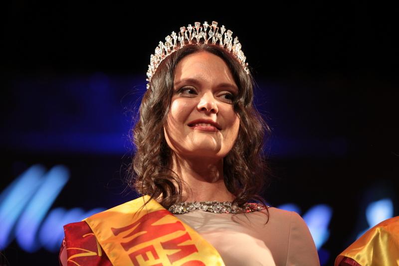 Яна Сапон завоевала титул самой красивой мамы Екатеринбурга