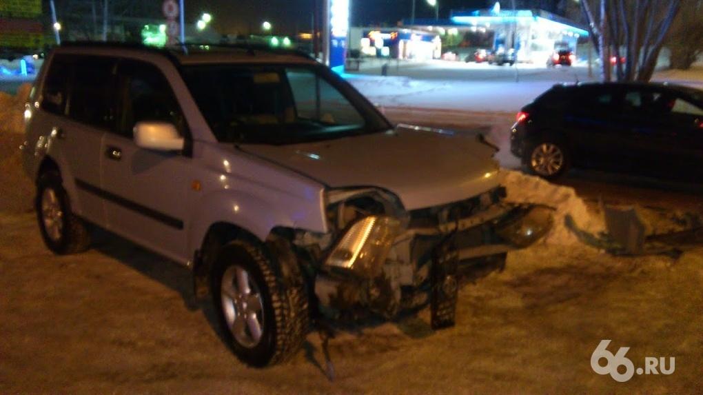 На 8 Марта столкнулись пять автомобилей