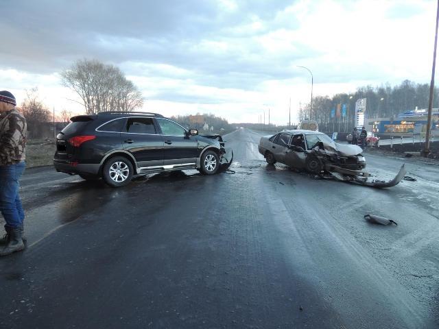 За праздники на дорогах Свердловской области погибли 8 человек