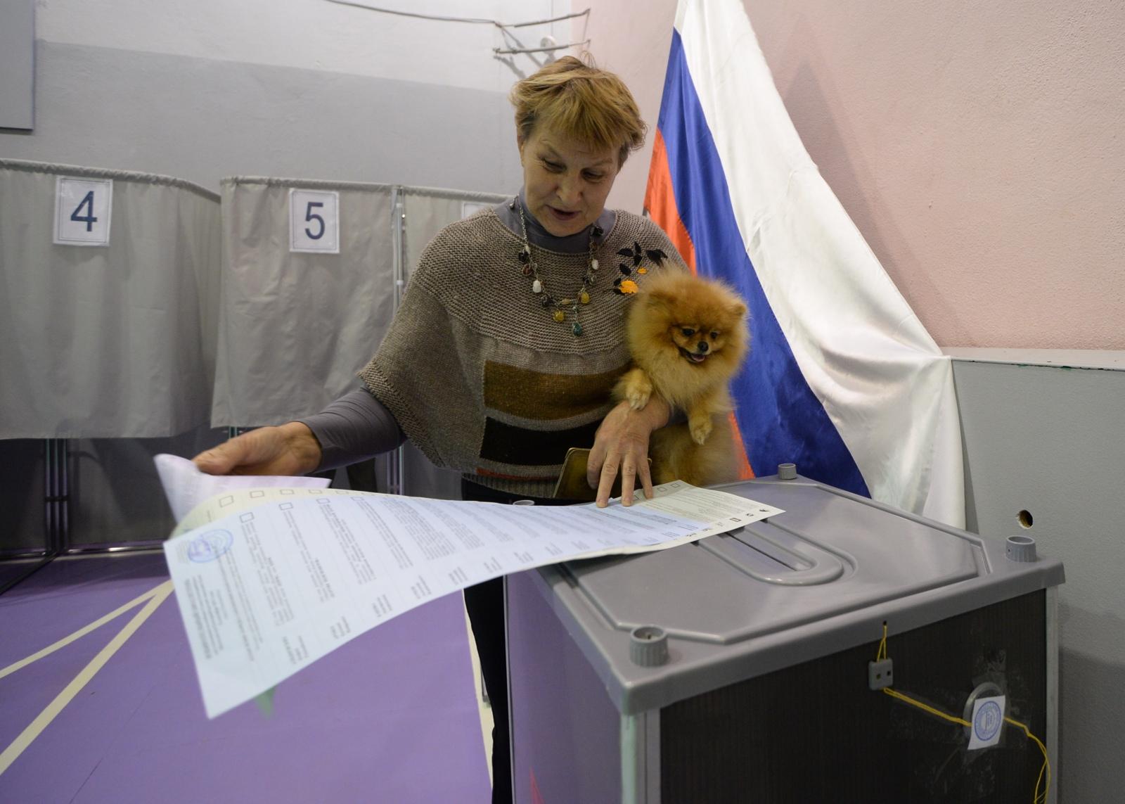 Чуров разберется, почему люди не пошли на выборы 8 сентября