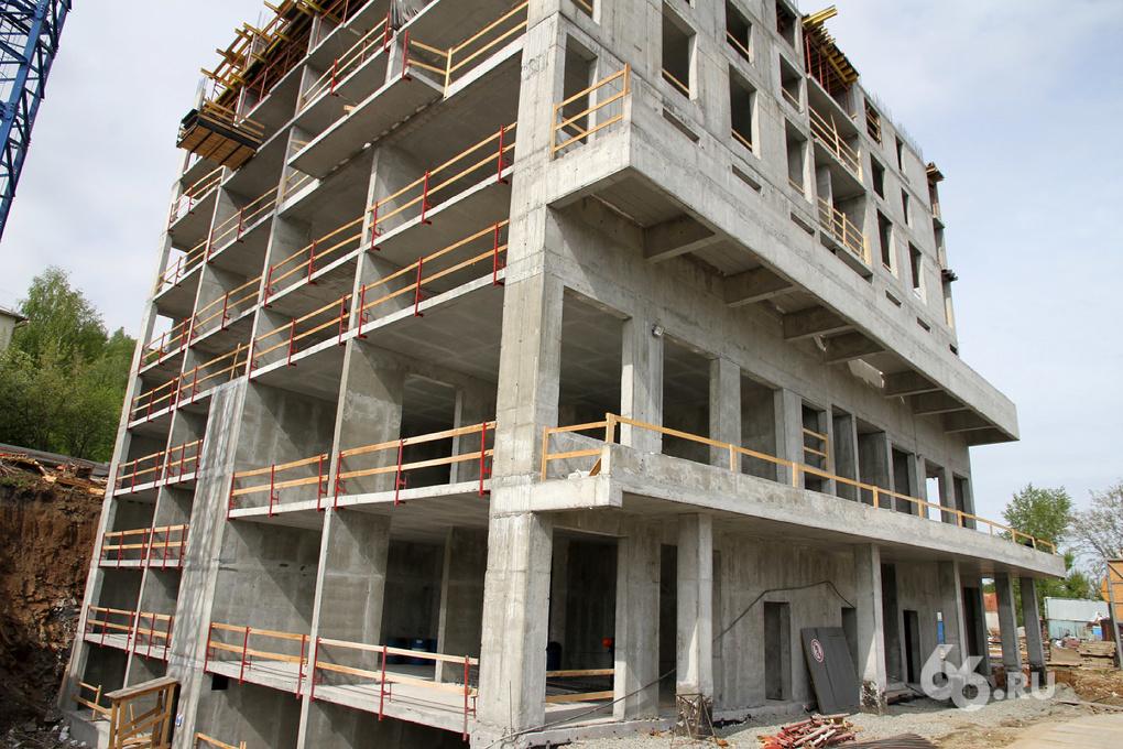 Выехали на частных домах: Росстат подвел строительные итоги Свердловской области