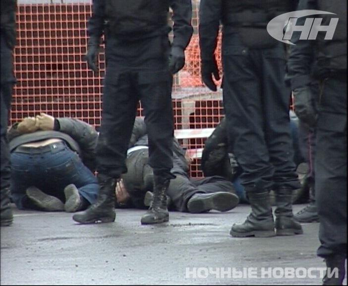 Полиция задержала 15 потенциальных участников драки у «Лимпопо»