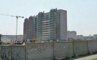 В Екатеринбурге снова разбился строитель