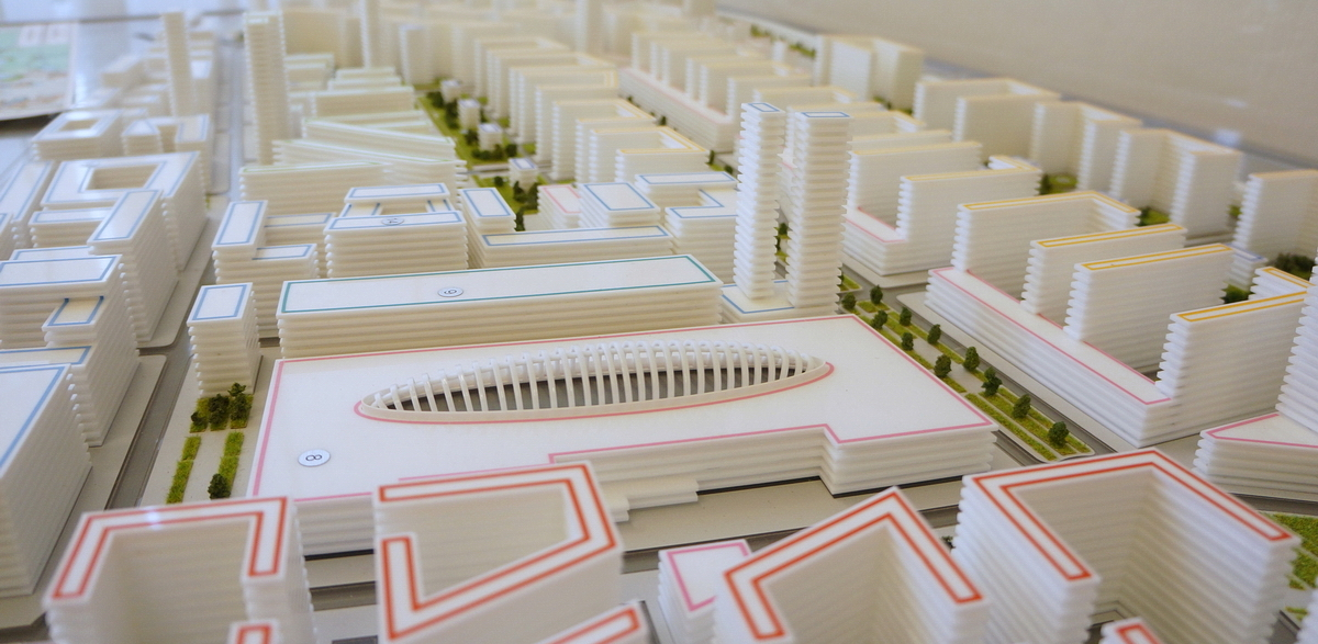 Цена вопроса — 120 млн евро. Зачем строить арену для Prodigy за железнодорожным вокзалом