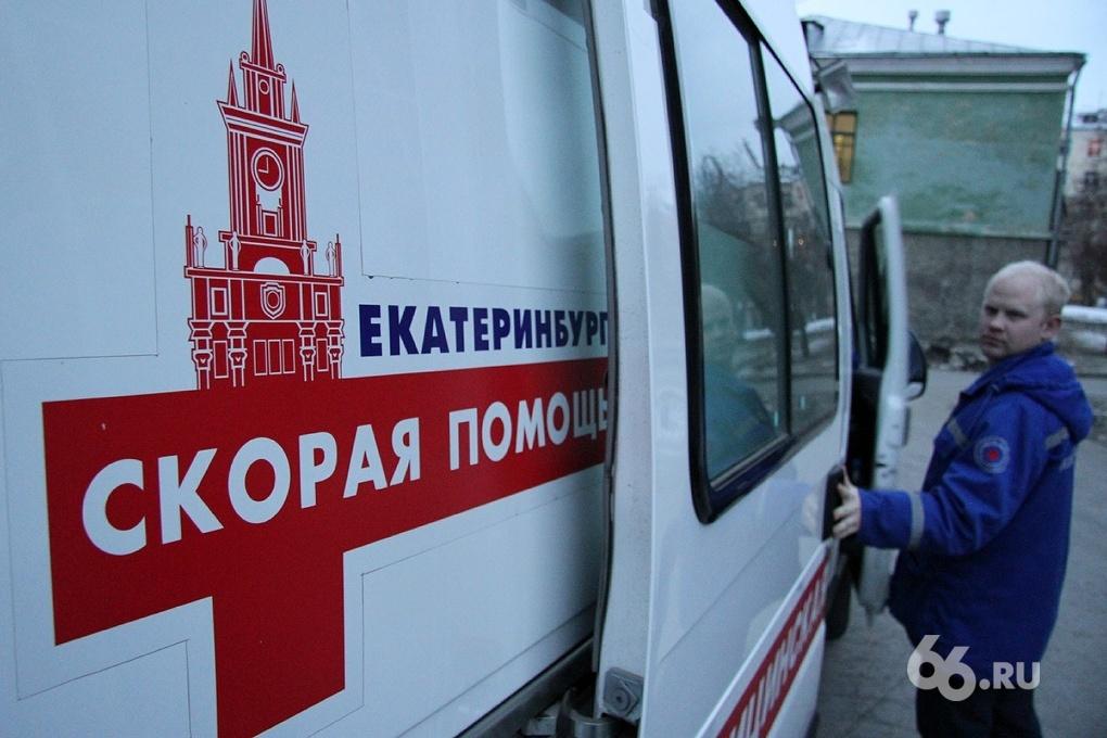В Екатеринбурге иномарка покалечила школьницу