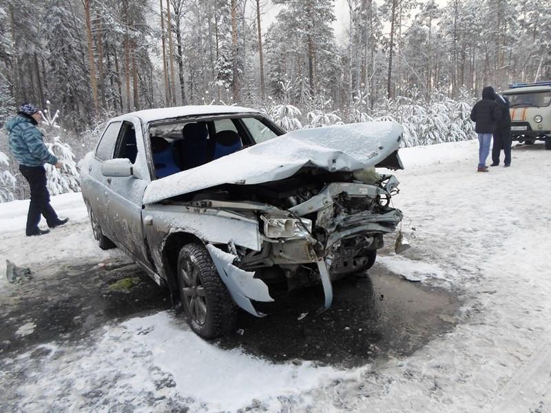 В Свердловской области в двух ДТП погибли три человека