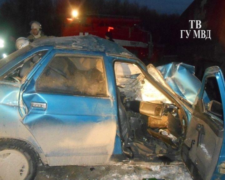 Четыре человека погибли в ДТП на Пермском тракте