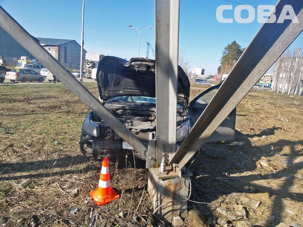 Chevrolet на Расточной насмерть сбил женщину