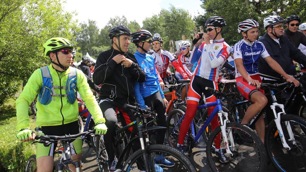 «Тур де Шарташ» станет ежегодным: как я сжигала калории в погоне за Евгением Куйвашевым