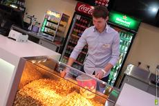 Кинотеатр в стиле Тима Бертона: в Екатеринбурге запускают «фабрику попкорна»