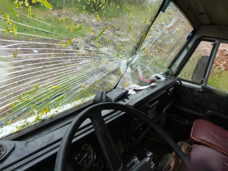 Пассажир «КамАЗа» погиб в пьяном ДТП