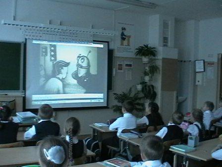 Школьников Екатеринбурга правилам на дорогах научит мультфильм